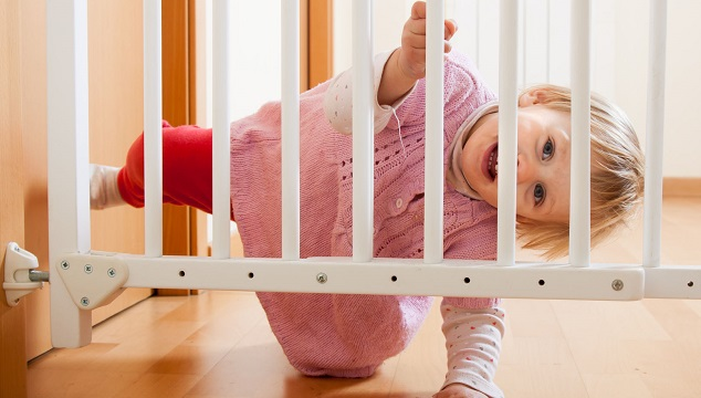 Child Safety Gates: What You Need to Know