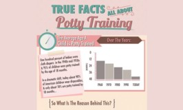Potty Training Facts that Will Shock You [Infographic]