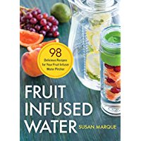 fruit infused water book cover image