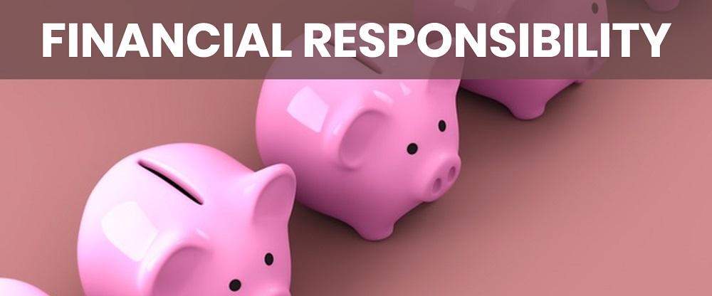 financial responsibility training image