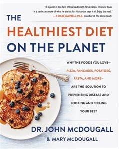 the healthiest diet on the planet cover image