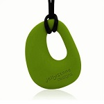 jellystone designs organic pendant teething necklace image