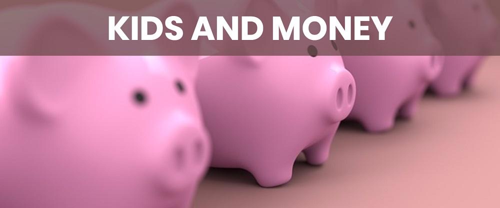 kids and money image