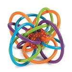manhattan toy winkel rattle and teether image