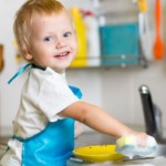 45 Easy Chores for Toddlers to Tackle