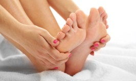 Foot Soaks: The Little Miracle at the End of Mommy's Day
